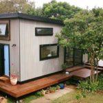 บ้านพักตากอากาศขนาดกเล็ก โครงสร้างสูงโปร่ง ดีไซน์ทันสมัย พร้อมฟังก์ชันพื้นที่ใช้งานแบบครบครัน