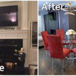 รีโนเวทบ้านใหม่ด้วยดีไซน์โมเดิร์น ตกแต่งด้วยเฟอร์นิเจอร์สีสันสดใส เปลี่ยนภาพลักษณ์ให้บ้านดูน่าอยู่กว่าเดิม