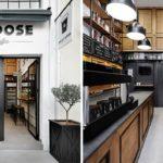 พาชม 'Daily Dose' ร้านกาแฟขนาด 20 ตร.ม. สไตล์ปูนเปลือย ลงตัวด้วยโทนสีขาว-ดำ และเฟอร์นิเจอร์ไม้สีอ่อน