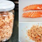ชวนทำ 'ปลาแซลม่อนป่น' กระปุกเดียวอร่อยพุงกาง เก็บไว้ได้นานเป็นเดือน อร่อยง่ายทุกมื้อ