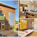 บ้านไม้สองชั้น สไตล์โมเดิร์น สุดเก๋ไก๋ มาพร้อมพื้นที่ใช้สอยที่ตอบรับวิถีชีวิตแบบใหม่