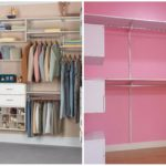 เปลี่ยนพื้นที่ว่างในบ้าน ให้เป็นห้องแต่งตัว Walk in closet ทำเองง่ายๆ ในงบสุดประหยัด
