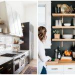40 ไอเดีย ห้องครัวเล็ก พร้อมชั้นวางของ พื้นที่น้อยไม่ใช่ปัญหา ด้วยการตกแต่งเพิ่มพื้นที่ใช้งานได้อย่างจุใจ