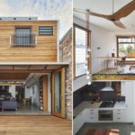 บ้านสองชั้นแนวอนุรักษ์พลังงาน พร้อมดีไซน์ที่เน้นความโปร่งโล่ง เชื่อมโยงพื้นที่ระเบียงกับในบ้านได้อย่างลงตัว