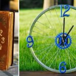 11 ไอเดีย DIY เปลี่ยนของเหลือใช้ ให้กลายเป็น 'นาฬิกาเรือนโปรด'