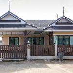 บ้านชั้นเดียวตกแต่งสไตล์บาหลี สวยงามมีเอกลักษณ์ ดีไซน์เพื่อการพักผ่อนที่เรียบง่าย