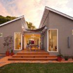 บ้านสไตล์โมเดิร์นหลังคาลาดเอียงสุดเท่ ออกแบบอย่างมีเอกลักษณ์ ครบครันทั้งภายในและภายนอก