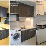 30 ไอเดียตกแต่งครัวด้วย 'ชุดครัวบิวท์อินรูปทรงตัวไอ' (I-Shape) หลากหลายสไตล์ ประหยัดพื้นที่ใช้สอยในบ้าน