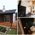 บ้านสวนสไตล์ญี่ปุ่น ดีไซน์ทันสมัย เน้นการตกแต่งด้วยเฟอร์นิเจอร์ไม้ ช่วยสร้างบรรยากาศอบอุ่นภายในบ้าน
