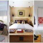 40 ไอเดียตกแต่ง 'ห้องนอนขนาดเล็ก' เพิ่มมิติให้ห้องดูกว้างขวางมากขึ้น พร้อมด้วยสไตล์การตกแต่งที่หลากหลายไม่ซ้ำใคร