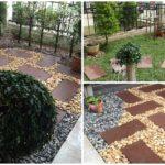 """ไปชมไอเดีย """"จัดสวนหิน"""" ช่วยเพิ่มพื้นที่ทางเดินนอกบ้าน พร้อมสร้างบรรยากาศสวยงามเป็นธรรมชาติ"""