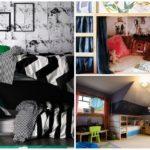 45 ไอเดีย เตียงนอนเด็ก KURA เตียงนอนกลับหัวได้ ผลิตภัณฑ์จาก IKEA ที่ที่สามารถออกแบบ และตกแต่งได้หลากหลาย