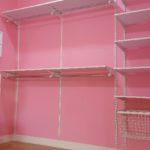 """DIY เปลี่ยนมุมว่างในบ้านให้เป็นห้องแต่งตัว """"Walk-In Closet""""  ฉบับทำเองไม่ง้อช่าง ประหยัดตังค์ค่าแรง"""