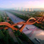 พาไปชม '10 สุดยอดสะพานของโลก' ที่สะท้อนอัตลักษณ์แห่งโลกอนาคตด้วยดีไซน์อันสุดล้ำ