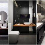 """15 ไอเดีย """"ห้องน้ำขนาดเล็ก"""" พร้อมดีไซน์สวยเนี้ยบน่าใช้งาน เหมาะสำหรับบ้านพื้นที่แคบ"""