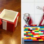25 สิ่งของที่ประดิษฐ์จาก 'ตัวต่อเลโก้' เปลี่ยนของเด็กเล่น ให้กลายเป็นของใช้มีประโยชน์