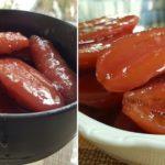 ขั้นตอนการทำ 'กล้วยน้ำว้าเชื่อม' ขนมหวานแสนอร่อย ชุ่มฉ่ำน้ำเชื่อม พร้อมสีแดงสดน่าทาน