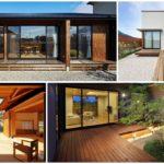 18 ไอเดียตกแต่งบ้านสวยด้วย 'ชานระเบียงไม้' เพิ่มพื้นที่พักผ่อนรับลมเย็น มองเห็นทัศนียภาพนอกบ้าน