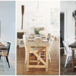 25 ไอเดียแต่งห้องครัวด้วย 'โต๊ะรับประทานอาหารแนวยาว' ดีไซน์สำหรับห้องครัวขนาดแคบ