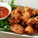 แบ่งปันเมนู 'ไก่ทอดเกลือ' ทำเองได้ง่ายๆ ใช้เวลาน้อยนิด เสริฟพร้อมน้ำจิ้มไก่รสเด็ด