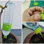 แชร์ไอเดีย DIY 'ขวดหยดน้ำ' ระบบรดน้ำต้นไม้อัตโนมัติ หมดปัญหาต้นไม้เหี่ยวเฉายามที่เราไม่อยู่บ้าน