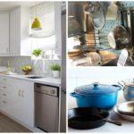 8 เคล็ดลับตกแต่ง 'ห้องครัวขนาดเล็ก' ขยายพื้นที่ใช้สอย เพื่อความสะดวกในการใช้งาน