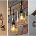 30 ไอเดีย 'โคมไฟเพดาน' ใช้ตกแต่งเพิ่มแสงสว่างและมอบความสวยงามให้กับบ้าน
