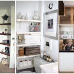40 ไอเดียเพิ่ม 'พื้นที่จัดเก็บ' สำหรับห้องเล็กในอพาร์ทเมนท์ เปลี่ยนมุมว่างให้กลายเป็นพื้นที่ใช้สอยมากประโยชน์