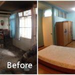 """แชร์อุทาหรณ์ """"ไฟไหม้ห้องนอนเพราะปลั๊กสามตา"""" มาพร้อมการรีโนเวทห้องใหม่ที่เรียบง่ายและอบอุ่น"""