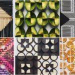 ดีไซน์เนอร์สร้างสรรค์ผลงานศิลปะ ด้วยการจัดสิ่งของต่างๆ ในบ้าน ให้กลายเป็น 'ภาพกราฟฟิคสุดเจ๋ง'