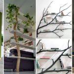 """15 เฟอร์นิเจอร์ตกแต่งบ้าน ที่ได้รับแรงบันดาลใจมาจาก """"ต้นไม้"""" ราวกับยกป่ามาไว้ในบ้าน"""
