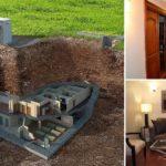 """""""บ้านใต้ดินสุดหรู"""" ครบครันพร้อมอยู่อาศัย ออกแบบเพื่อป้องกันภัยพิบัติจากสงครามนิวเคลียร์"""
