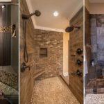 """33 ไอเดีย """"ห้องอาบน้ำสไตล์ธรรมชาติ"""" สร้างบรรยากาศที่สดชื่น ราวกับอาบน้ำอยู่ริมน้ำตกกลางป่า"""