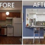 รีโนเวท 'ห้องครัวขนาดเล็ก' เปลี่ยนจากครัวโบราณ ให้กลายเป็นครัวโมเดิร์น พร้อมฟังก์ชันการใช้งานที่ทันสมัยและครบครัน