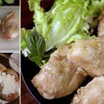"""ชวนเข้าครัวทำ """"อกไก่นุ่มพริกไทย"""" อร่อยหอมนุ่มไร้กลิ่นคาว ทำเองง่ายๆ ราคาไม่แพง"""