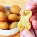 ชวนมาทำขนมไทย 'ไข่นกกระทา' แป้งกรอบนอก ไส้นุ่มใน ของว่างทานเพลินที่ใครๆ ก็ชอบ