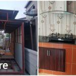 แบ่งปันประสบการณ์ DIY 'ต่อเติมครัวหลังบ้าน' ฉบับบ้านๆ แบบไม่ลงเสาเข็ม พร้อมกับวิธีป้องกันพื้นทรุด
