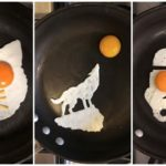 ไปชม 15 'ศิลปะจากไข่ดาว' เปลี่ยนมื้อเช้าที่แสนธรรมดา ให้กลายเป็นผลงานสุดอาร์ต!