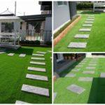 แนวทางตกแต่งสวนด้วย 'หญ้าเทียม' ดูแลง่าย ไม่ต้องคอยตัด แถมสวยงามไม่แพ้หญ้าจริง