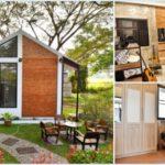 บ้านโมเดิร์นลอฟท์หลังน้อย สวยเท่มีเอกลักษณ์ พื้นที่ใช้สอย 46 ตร. ม. งบประมาณ 450,000 บาท (สร้างที่จังหวัดเชียงราย)