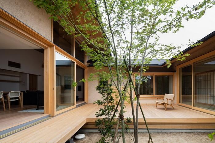 U shape - Asian house designs and floor plans ...