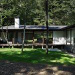 บ้านญี่ปุ่นยกพื้นสไตล์โมเดิร์น พื้นที่ใช้สอยรูปตัวแแอล โอบล้อมด้วยบรรยากาศแสนร่มรีื่น