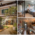 บ้านทาวน์โฮมสองชั้น ตกแต่งสไตล์โมเดิร์นสุดเรียบง่าย ครบทุกประโยชน์ทั้งการพักผ่อนและการทำธุรกิจ