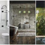 """32 ไอเดีย """"ห้องอาบน้ำโมเดิร์นสุดหรู"""" เติมความสดชื่นให้กับวันที่แสนเหนื่อยล้า ด้วยบรรยากาศการอาบน้ำสุดวิเศษ"""
