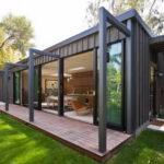 บ้านตู้คอนเทนเนอร์สไตล์สแกนดิเนเวียน พร้อมการออกแบบที่หรูหรา ครบครันทุกฟังก์ชัน สัมผัสใหม่สำหรับการใช้ชีวิต