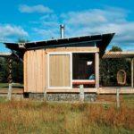 บ้านตากอากาศสไตล์รัสติค ก่อสร้างท่ามกลางป่าเขาธรรมชาติ ในบรรยากาศพักผ่อนสุดสดชื่น