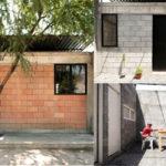 แบบบ้านรัสติค ขนาดกะทัดรัดเพื่อครอบครัวขนาดเล็ก ก่อสร้างง่ายด้วยวัสดุภายในท้องถิ่น