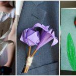 """42 ไอเดีย DIY """"ดอกไม้กระดาษ"""" สร้างสรรค์ของแต่งบ้านและของที่ระลึกได้ง่ายๆ ด้วยวัสดุราคาประหยัด"""