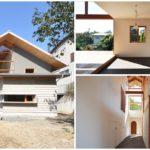 บ้านไม้ญี่ปุ่นสไตล์โมเดิร์น ดีไซน์มีเอกลักษณ์ ตกแต่งด้วยวัสดุไม้สีสวย พร้อมพื้นที่ใช้งานปลอดโปร่งทุกมุม