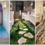"""40 ไอเดีย """"ปูพื้นบ้าน 3 มิติ"""" สวยงามเหมือนของจริง ราวกับยกธรรมชาติมาไว้ในบ้าน"""